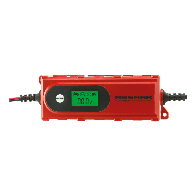 Absaar AB-4 Automatische Acculader 6/12V | AA 635671