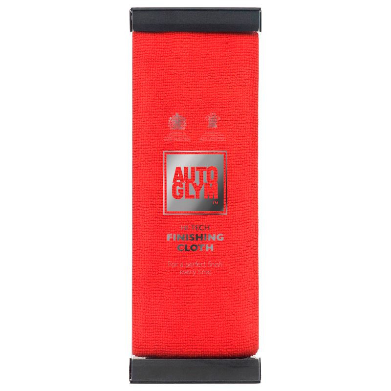 Autoglym Hi-Tech Finishing Cloth 40X40CM | AG 560008