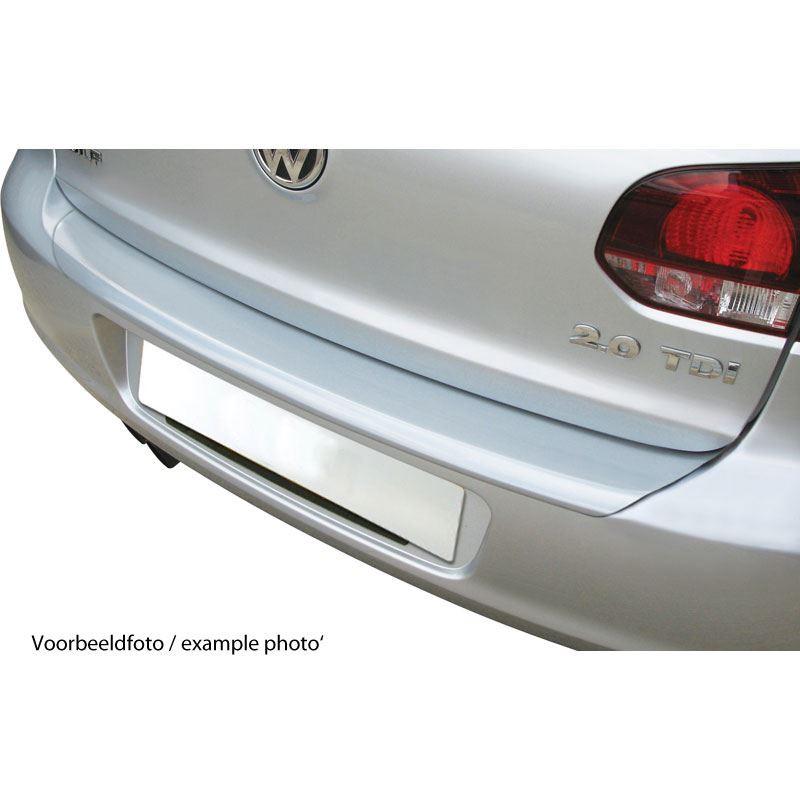 ABS Achterbumper beschermlijst Toyota Auris 5 deurs 9/2015- Zilver   GR RBP911S