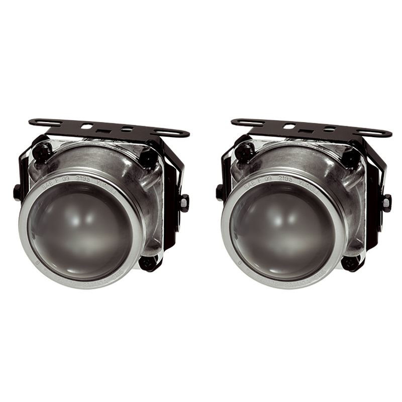 MistLamp set helder H7-12V-55W 74x156mm | DL UNF03