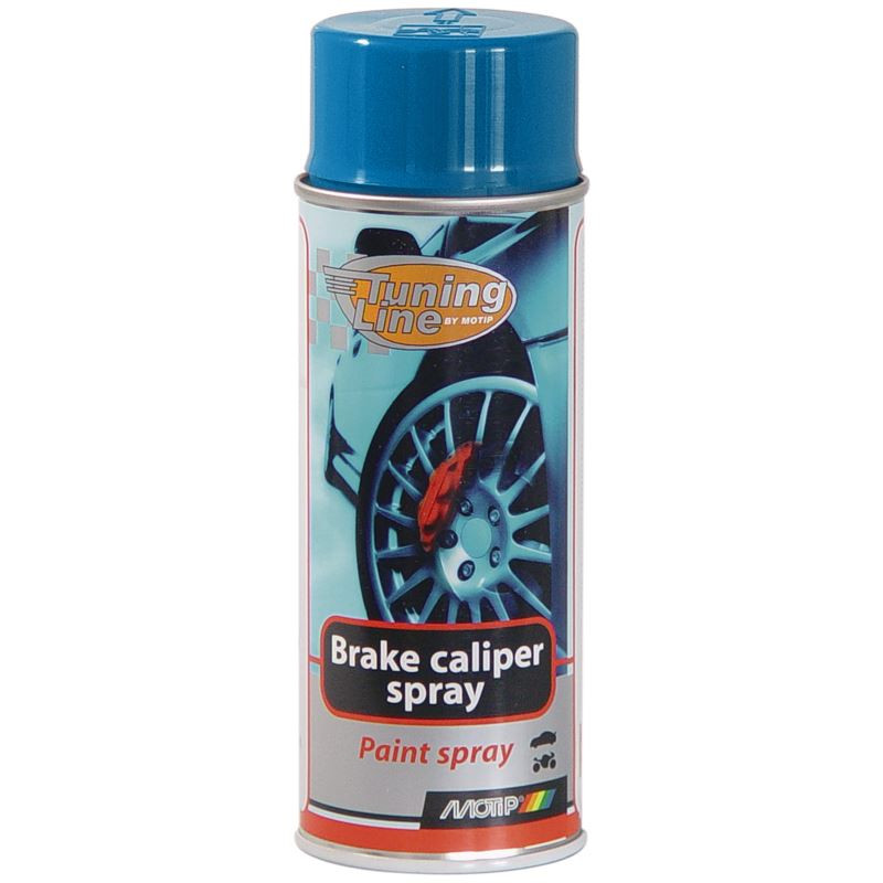Remklauw Spray 400ml blauw | MT 04099