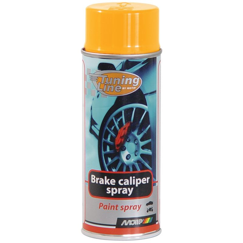 Remklauw Spray 400ml geel | MT 04097