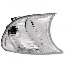 Front knipperlicht set BMW 3 E46 Coupe/Cabrio 98-01 Crystal | DL BMF05W