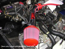 Honda Civic 96-01 1.5/1.6 VTEC Air Intake System  | INJ 207454
