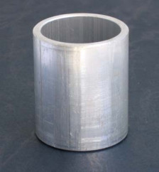 Aluminium/Aluminium Weld-on Adaptor 38mm/1.5 Inch [GFB] | GFB 218038