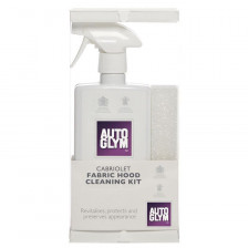 Autoglym Fabric Hood Set 2 X 500ML | AG 255003