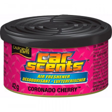 California Scents Luchtverfrisser - Coronado Cherry - Blikje 42gr | CD CHERRY