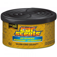 California Scents Luchtverfrisser - Golden State Delight - Blikje 42gr | CD DELIGHT