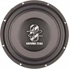Ground Zero 12inch woofer Titanium line