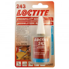 Loctite 1370559 Borgmiddel medium (blauw) 24ml | LT 1831702