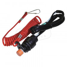 Emergency cut-off switch safety wire | QE6020