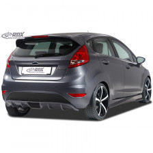 Achterskirt 'Diffusor' Ford Fiesta VII 2008-2012, 2012- (PUR) | RD RFO02