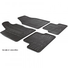 Automatten set Rubber BMW X6 2008-  | GL 0355