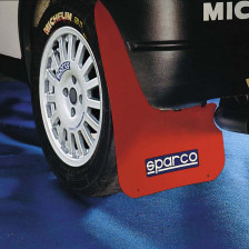 Spatlappen rood Groot Sparco | SP 3791RS
