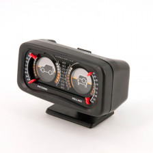 Auto Pitching + Rolling Meter