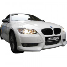 Voorspoiler BMW 3 E92 Coupe 9/06- 'A-Type'    DX VBM11