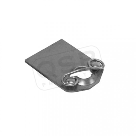 QSP DZUS chassis part for ejecting fastener   QDZUS CHASSIS