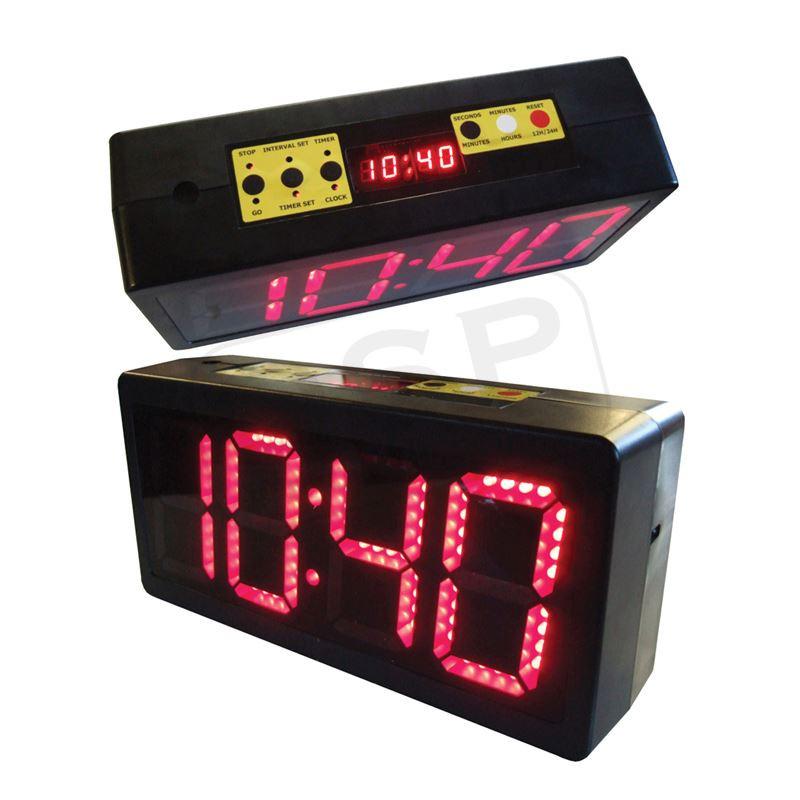 Thermometers en klokken