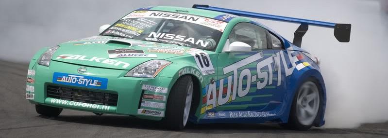 Drift Autostyle sponsort