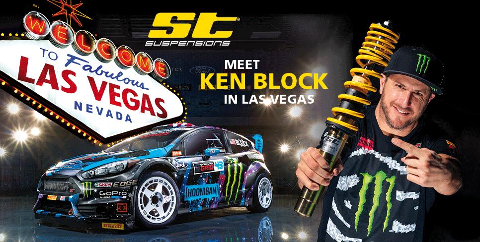 Ken Block ST Suspensions Actie