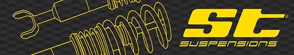 ST Suspensions schroefsets en verlagingsveren logo