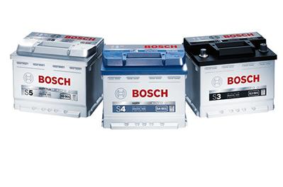 Bosch Auto Accu's
